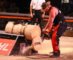 stihl timbersports blog