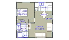 granny flat floor plan 1 bedroom granny flat floor plans one bedroom granny flat