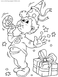 birthday coloring pages boy birthday boy coloring pages best happy birthday wishes