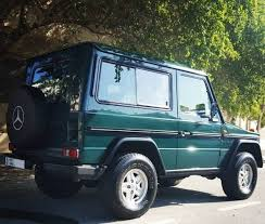 mercedes 280 ge collectible mercedes g class w460 280ge 1987 for sale