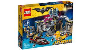 lego online shop 20 prozent rabatt auf batcave einbruch 70909