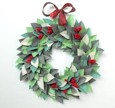trend decoration christmas wreath ideas recycled for enchanting