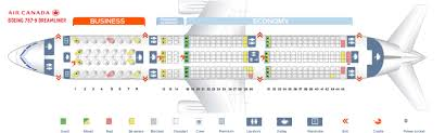 Air Canada Route Map by 787 9 Seat Map Adriftskateshop