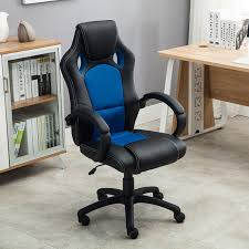 Office Computer Chair by High Back Race Car Style Bucket Seat Office Desk Chair Gaming