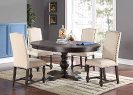 laurel foundry modern farmhouse fortunat extendable dining table