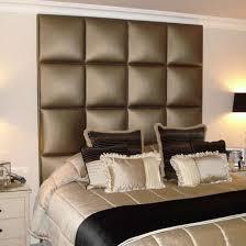 photo black cushion headboard images trendy black cushion