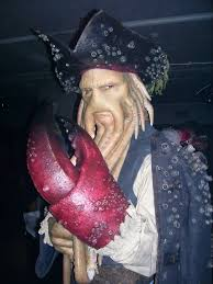 Davy Jones Halloween Costume Davy Jones Cosplay Pirates Carribean U2014 Stan Winston