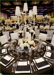 black and white wedding a great black and white wedding theme arabia weddings