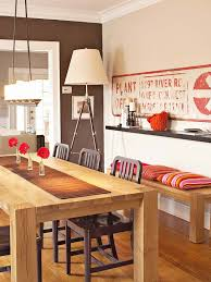 small spaces dining rooms