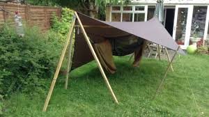 Diy Portable Hammock Stand My Freestanding Hammock Stand Youtube