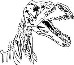 dinosaur fossil clipart china cps