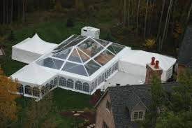 tent rental michigan clear top tent rentals in indiana michigan and ohio mutton