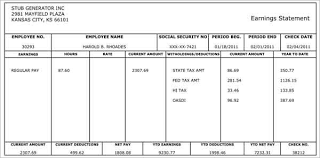Sle Pay Stub Template Excel Pay Stub Template Word Free Paystub Template Features Reports Pay
