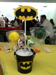 batman centerpieces 9 best centerpiece images on birthdays