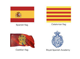 Spanish Empire Flag Catalonian Separation From Spain How Guilty Is The Royal Spanish