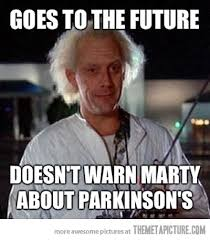 Back To The Future Meme - image funny back to the future doctor jpg epic rap battles of