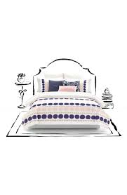 background kate spade halloween kate spade new york ikat dot comforter u0026 sham set nordstrom