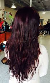 coke blowout hairstyle 6 amazing dark hair color ideas coke dark brown and cherries