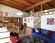 split level living room spaces house and split level kitchen