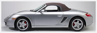 porsche boxster convertible tops