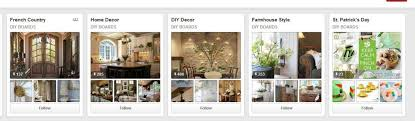 home decor offers top 5 home decor pinterest pages to follow