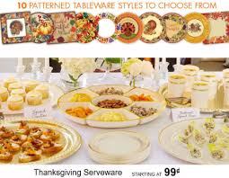 southridge mall sales thanksgiving serveware