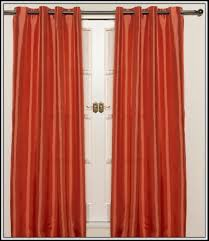Burnt Orange Curtains Burnt Orange Curtains Walmart Curtains Home Decorating Ideas