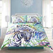 Zebra Print Duvet Cover Duvets Covers U0026 Sets Bedding
