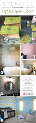 bathroom stencil ideas stencils are an affordable way to refresh your decor stencil