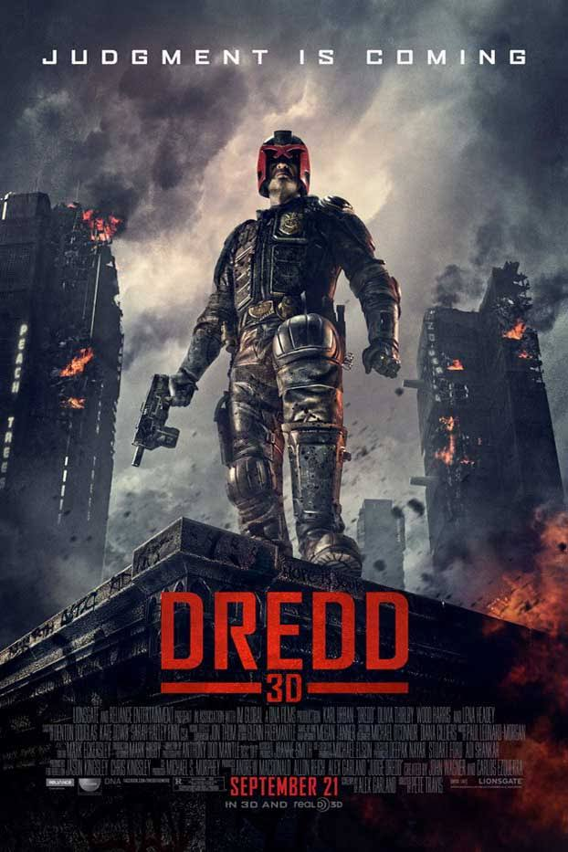 Dredd (2012)[1080p][Hindi Audio Only][Dzrg Torrents] – 1.59 GB