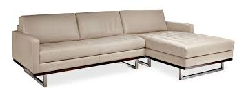 American Leather Sofas by American Leather Tristan Sectional Sofa Modern Furniture