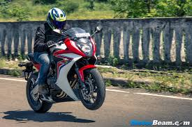 cbr india 2015 honda cbr650f test ride review