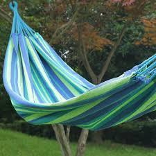 outsunny double hammock swing garden outdoor frame sun lounger bed