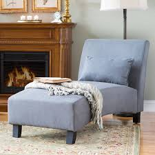 Oversized Floor Lamp Decor Snazzy Slate Blue Oversized Chaise Lounge Indoor Chair