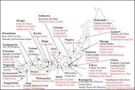 map us japan usa bases in south korea and japan nz dprksociety