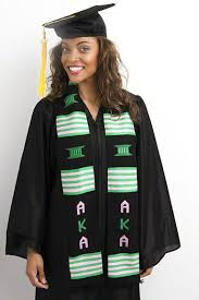 sorority graduation stoles 54 aka graduation stoles unique sashes kente stoles kente sashes