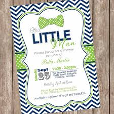 navy and lime green baby shower invitation boy baby shower