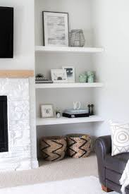 Built In Wall Shelves by Best 25 Alcove Shelving Ideas Only On Pinterest Alcove Ideas