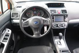 subaru steering wheel pre owned 2015 subaru xv crosstrek premium sport utility in san