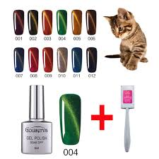 popular magnetic cat eyes with magnet nail polish buy cheap