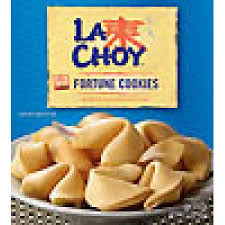 where to buy fortune cookies in bulk la choy fortune cookies 3 oz walmart