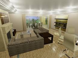 Table Salon Design Interiors Design Interior Design Marbella 3d Interior Design