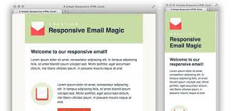 newsletter responsive template 30 free responsive email and