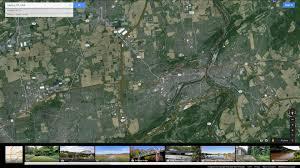 Easton Map Easton Pennsylvania Map