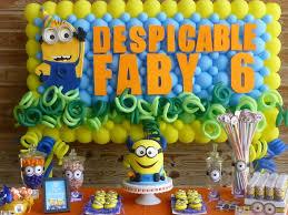 minions birthday party minions birthday party ideas catch tierra este 25090