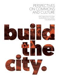 new democracy the cultural commons in the city library