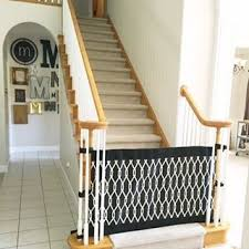 Baby Gate For Stairs With Banister Best 25 Best Baby Gates Ideas On Pinterest Child Gates For