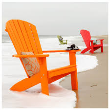 amish poly seaaira adirondack chair finch collections