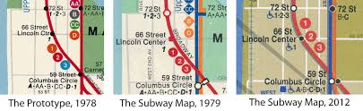 Mta Subway Map Nyc by John Tauranac Just Another New York Crazy