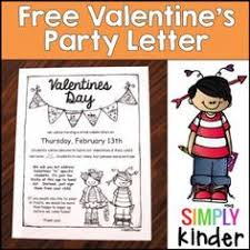 valentines centers and more valentine box parent letters and